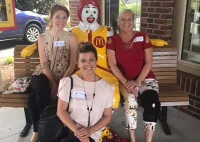Ronald McDonald House of Pensacola FL TEL Staffing and HR Volunteer Day image 4